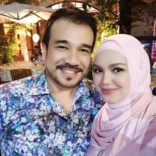 Bawa Anak dan Suami ke Bogor, Siti Nurhaliza Langsung Jatuh Cinta dengan Jajanan Murah Ini!