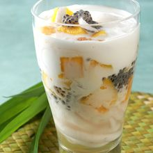 Resep Membuat Es Laksamana Mengamuk, Minuman Khas Riau Yang Segarnya Nampol