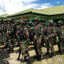 KKB Papua Ngaku Wilayahnya Dihujani Bom Udara, TNI: Pengecut Bagaikan Anjing Kejepit Minta Perhatian Seolah Teraniaya