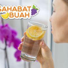 #SahabatBuah Ternyata Ini 13 Masalah Kesehatan yang Bisa Disembuhkan Dengan Hanya Minum Air Lemon