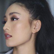 Tiru Winged Eyeliner Ala Natasha Wilona dengan 5 Eyeliner Spidol Ini, Yuk!