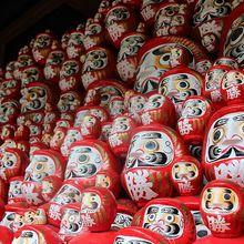 Boneka Daruma, Oleh-Oleh Simbol Ketekunan dan Keberuntungan Jepang