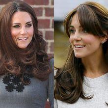 Inspirasi Model Rambut Cantik dan Sederhana ala Kate Middleton
