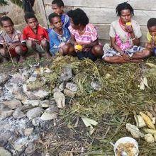 Kepala Suku di Papua : Dulu Kami Takut Kalau Ada TNI atau Polri, tapi Sekarang Terbantu Secara Ekonomi