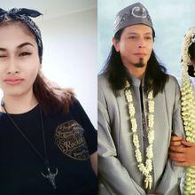 Jarang Terekspos, Ini Pesona Istri Muda Ovy /rif Mantan Suami Titi DJ!