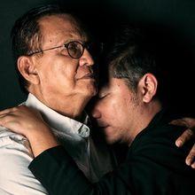 Tanggapi Perceraian Gading dan Gisel, Roy Marten Hampir Menangis Ingat Masa Kecil Sang Anak