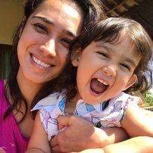 Didik Anak Cukup Keras, Ini yang Dilakukan Alexandra Gottardo untuk Putrinya Supaya Nurut