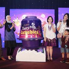 Cadbury Dairy Milk Lickables, Sensasi Cokelat Cadbury yang Bisa Hangatkan Keluarga, Ada Mainannya Juga lo!