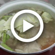 (Video) Cara Mudah dan Praktis agar Sayur Sop Jadi Makin Enak dan Lezat, Ternyata Ini Rahasianya