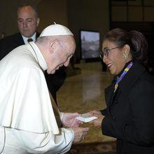 Menteri Susi Pudjiastuti Berkunjung ke Vatikan, Apa yang Disampaikan Paus Fransiskus?