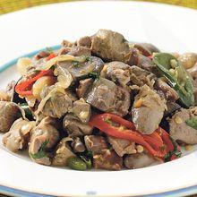 Resep Masak Oseng-Oseng Ati Ampela Pedas  yang Bikin Nafsu Makan
