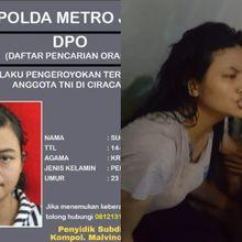 Wanita Pengeroyok Anggota TNI di Ciracas Akhirnya Ditangkap Polisi