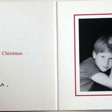 Begini Potret Kartu Ucapan Keluarga Kerajaan Dari Zaman Putri Diana