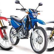 Motor Dual Purpose Yamaha Kena Jepret Kamera, Diduga Sedang Test Ride