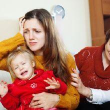 Wah Rupanya Ini 4 Hal yang Bisa Membuat Moms Milenials Panik, Mengalami?