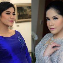 Adu Gaya Kahiyang Ayu VS Annisa Pohan dengan Riasan Flawless, Siapa Favoritmu?