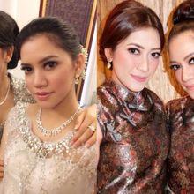 Penampilan Kompak Menantu Cantik SBY, Aliya Rajasa dengan Sang Adik, Azima Rajasa
