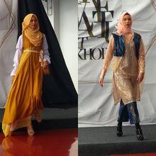 18 Calon Desainer IFI Tampilkan Koleksi Gaya Hijab Kekinian