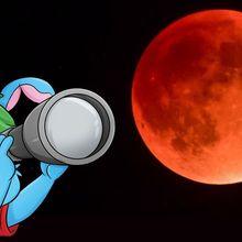 Di Bulan Juga Ada Gempa, lo! Cari Tahu Fakta Bulan, yuk!