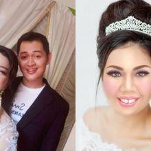 Nikah Lagi, Mantan Suami Elly Sugigi dan Istrinya yang 15 Tahun Lebih Tua Suka Pamer Kemesraan!