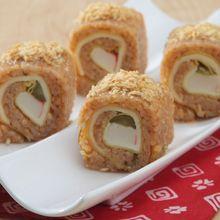 Resep Membuat Sushi Omurice untuk Bekal Fancy Si Kecil