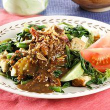 Resep Masak Kangkung Siram Petis Kacang yang Mudah untuk Jadi Makan Siang Favorit Keluarga
