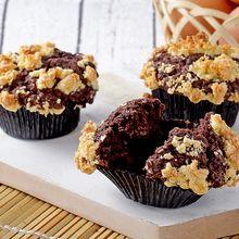Resep Membuat Muffin Cokelat Tabur Kelapa, Bekal Enak yang Tampil Beda untuk Si kecil