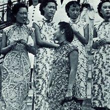 Imlek 2019: Mengenal Cheongsam, Busana Tradisional Wanita Tionghoa, Sempat Jadi Simbol Pergerakan Emansipasi loh!
