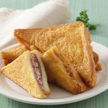 Sarapan Enak dan Mudah Dibuat: Roti Goreng Kornet Keju yang Praktis untuk Santap Pagi