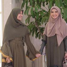 Berkunjung ke Rumah Shireen Sungkar, Zaskia Sungkar: 'Kita Mau Nyulik Anak-anak Kita'
