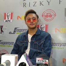 Tiga Tahun Berkarya, Rizky Febian Baru Menyicip Punya Album: Luar Biasa Banget!