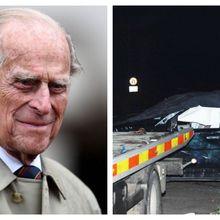 Mobil yang Dikendarai Pangeran Philip Sempat Terguling Dua Kali, Begini Kronologi Kecelakaan yang Terjadi