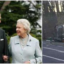 Kecelakaan Pangeran Philip, Suami Ratu Elizabeth II, Terjadi di Zona Hitam yang Kerap Renggut Nyawa Pengendara