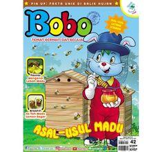 Madu Bisa Usir Bakteri, Majalah Bobo Edisi 42 (Terbit 24 Januari 2019)
