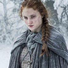 Totalitas! Demi Game of Thrones, Sophie Turner Enggak Pernah Keramas