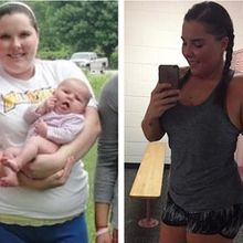 Makan 6 Kali Sehari Walau Sedang Diet, Wanita Ini Berhasil Turun Berat Badan Hingga 50 Kg!