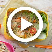 (Video) Resep Masak Nasi Goreng Hijau Gurih yang Mudah Dibuat dan Nikmat, Variasi Sarapan Favorit Keluarga