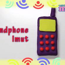 Jadi Benda yang Sering Digunakan, Buat Handphone dari Plastisin, yuk!