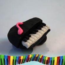 Menjadi Salah Satu Alat Musik Tertua, Yuk, Buat Piano dari Plastisin!