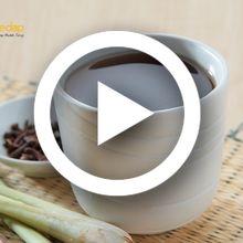 (Video) Resep Membuat Wedang Serai Sederhana, Minuman Tradisional yang Bikin Tubuh Jadi Hangat