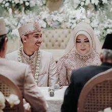 Resmi Menikah, Risa Saraswati Sediakan Meja Khusus untuk Sahabat Gaib di Resepsinya