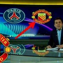Ada Penampakan Setan, Logo Manchester United di Iran Diganti
