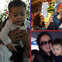 Penampilan Terkini Putra Mendiang Adjie Massaid dan Angelina Sondakh Akhirnya Tertangkap Kamera