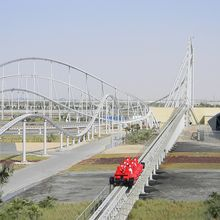 Suka Tantangan? Coba Naik Roller Coaster Tercepat di Dunia Ini, yuk!