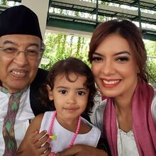 Quraish Shihab Ulang Tahun, Netizen Justru Salah Fokus Pada Penampilan Najwa Shihab