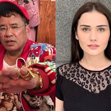 Bermain Golf Bersama Senk Lotta, Hotman Paris Ungkit Soal Bisnis Prostitusi Cewek Uzbekistan: Orang Indonesia Rela Bayar Tinggi