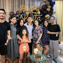 Ulang Tahun Bersamaan, Nagita Slavina Berikan Hadiah Spesial Buatan Sendiri untuk Raffi Ahmad