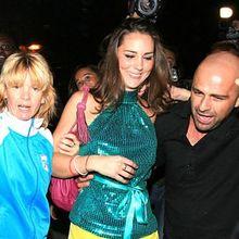 Sebelum Jadi Putri Inggris, Kate Middleton Dikenal Suka Pesta, Begini Tampilannya