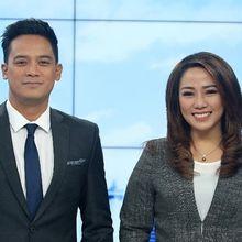 Fakta Moderator Debat Kedua Pilpres 2019, Tommy Tjokro dan Anisha Dasuki Pernah Berkarir di Stasiun TV yang Sama