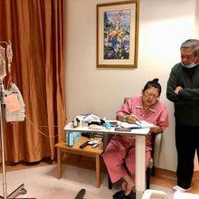 Curhat Pilu Ani Yudhoyono: Tiap Hari Saya Catat Semua Pengobatan yang Saya Jalani
